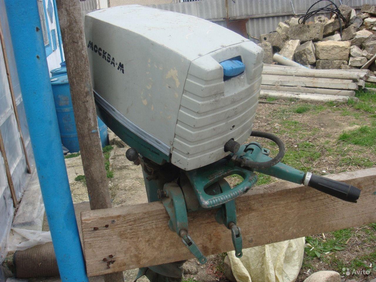 обкатка лодочного мотора ветерок 12