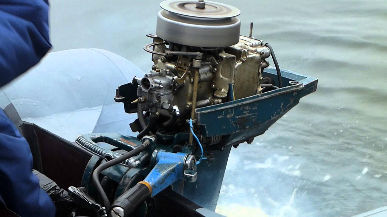 Ремонт лодочного мотора москва м