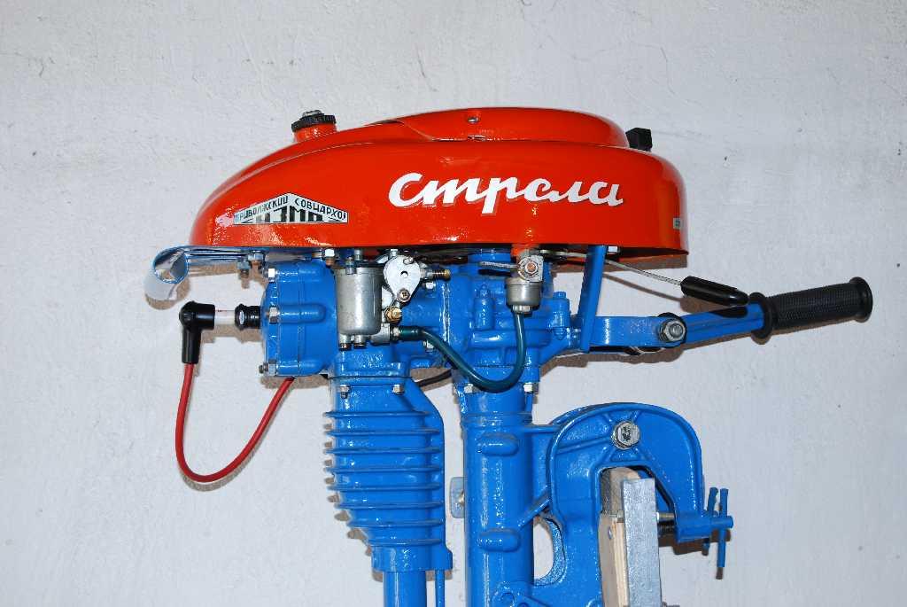 Инструкция мотор лодочный