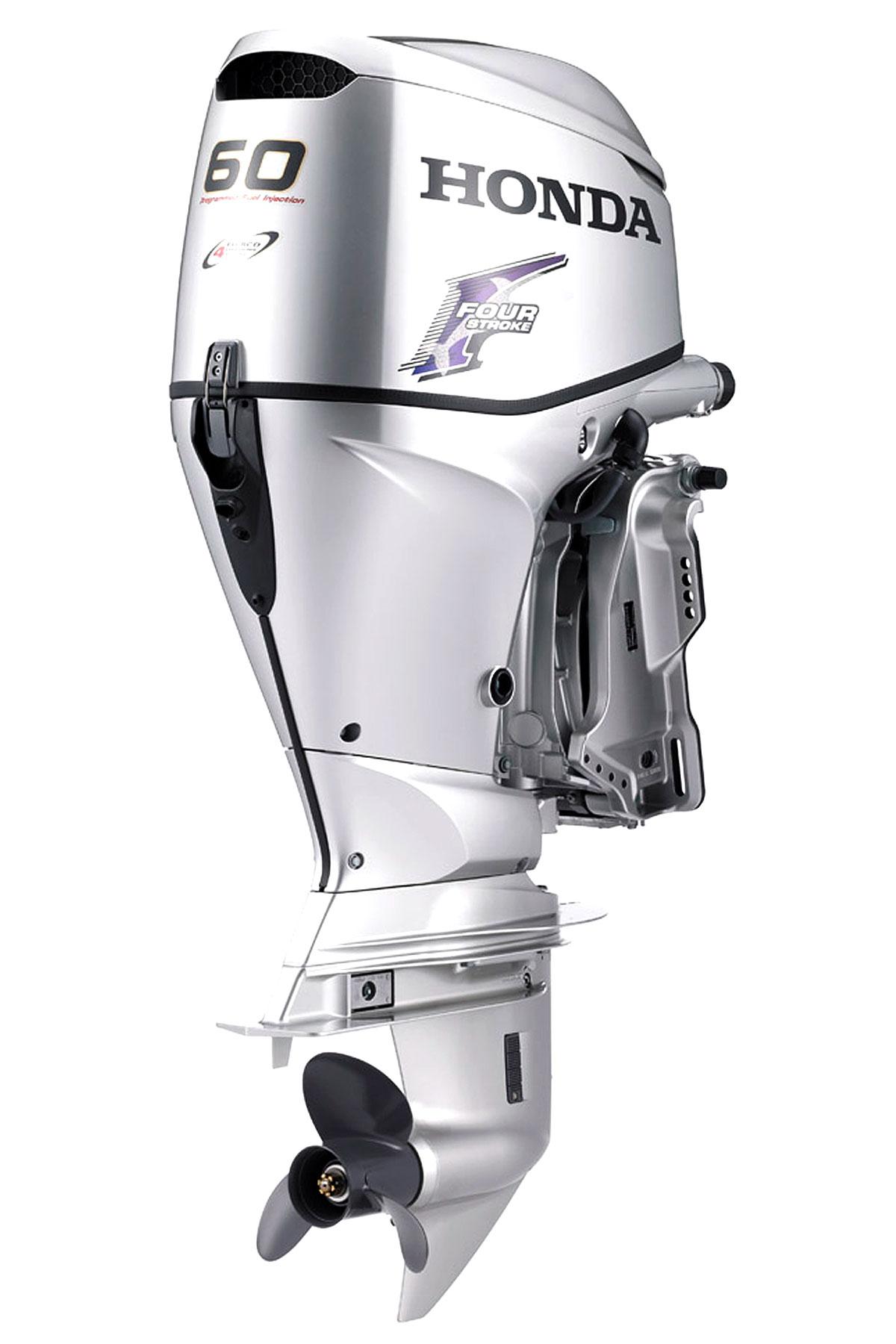 лодочные моторы honda bf-60 отзывы