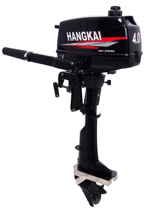 лодочный мотор hangkai 5 л.с купить во владивостоке