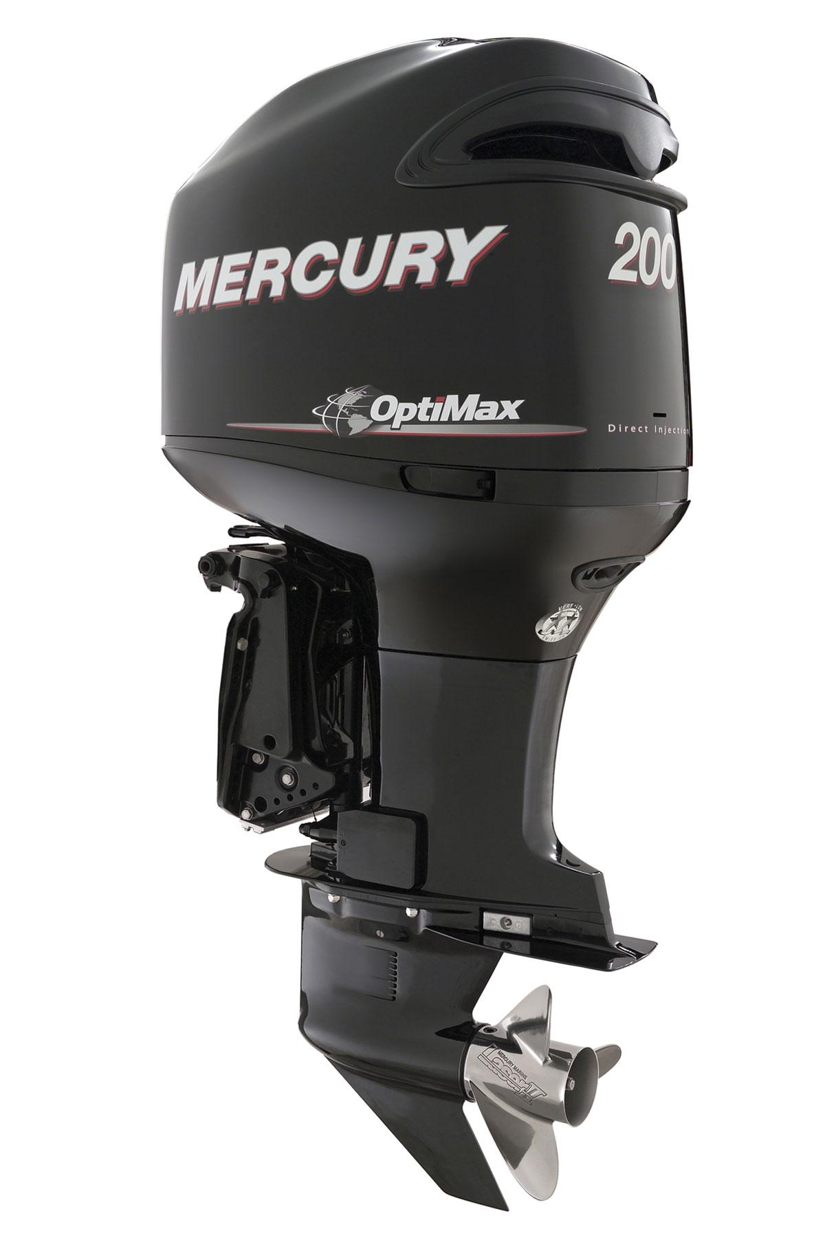 меркурий 200 лодочный мотор