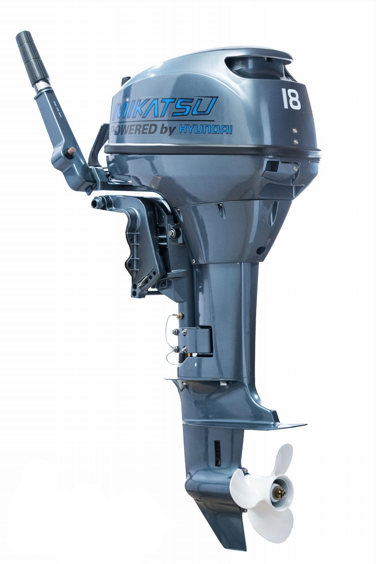 схема-чертёж лодочного мотора sea pro