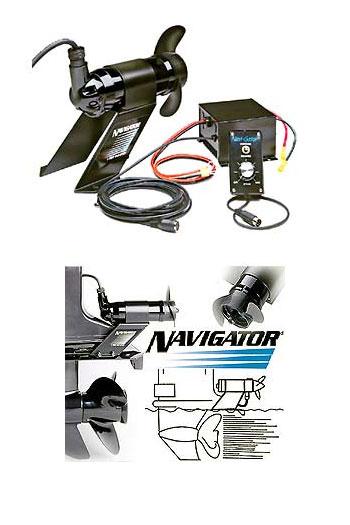 лодочные электромоторы описание