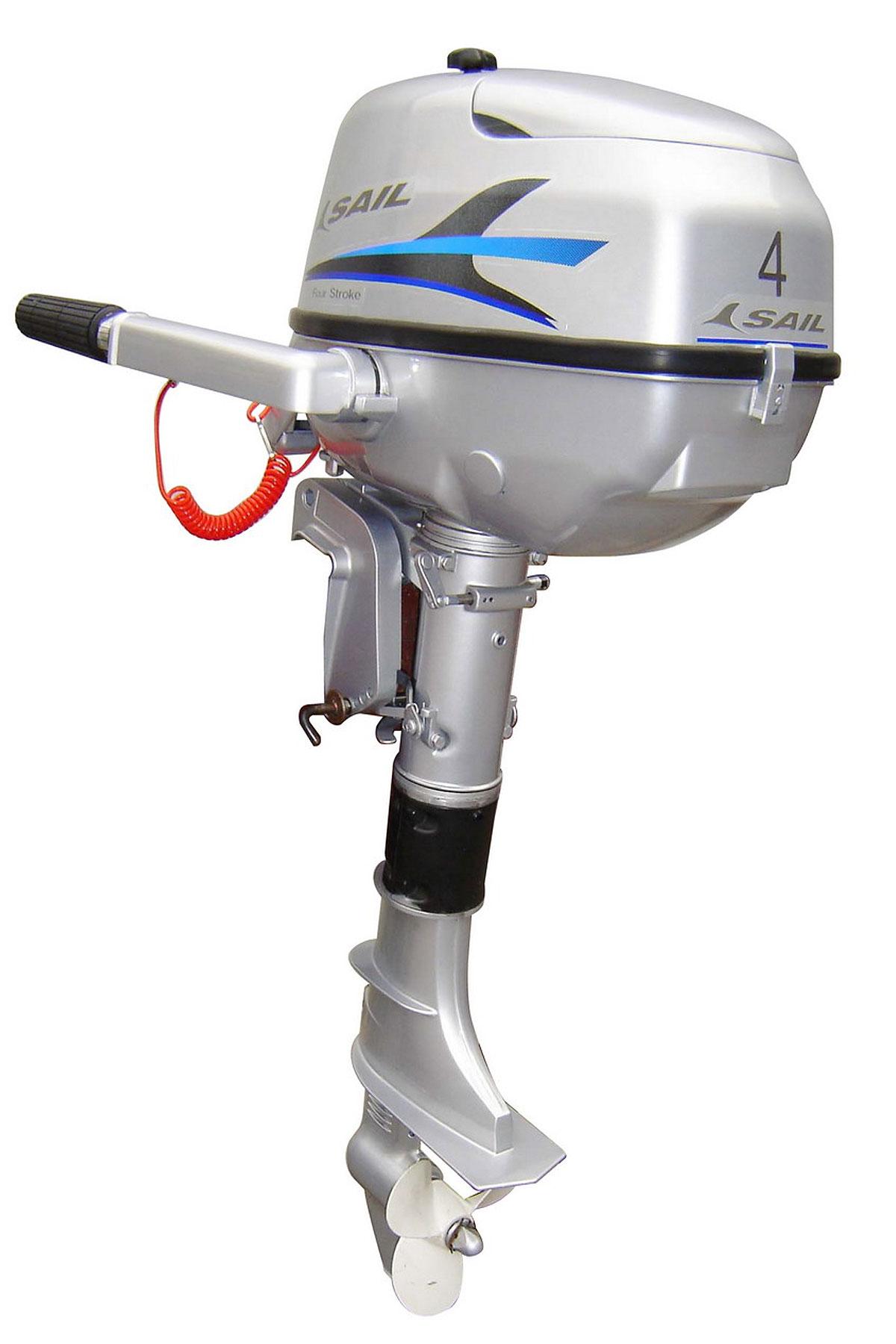 Лодочный мотор 4-х тактный yamabisi f4 bms 4 лс