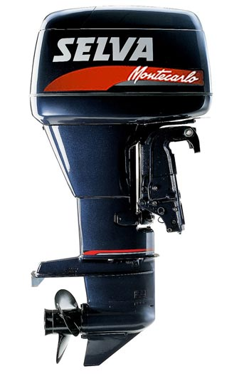 лодочный мотор сельва марине