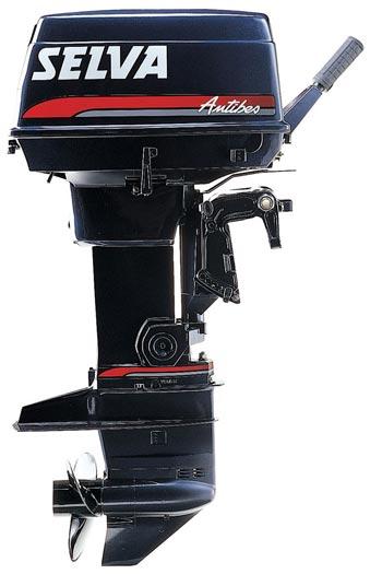 Ремонт лодочных моторов сельва своими руками 74