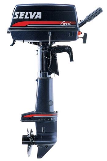 Лодочный мотор Selva Marine (Селва Марин)
