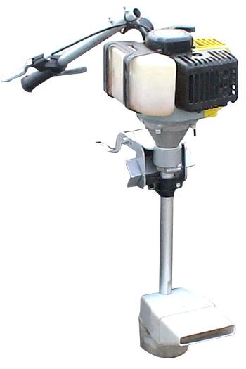 лодочный мотор оса 1л.с водомет