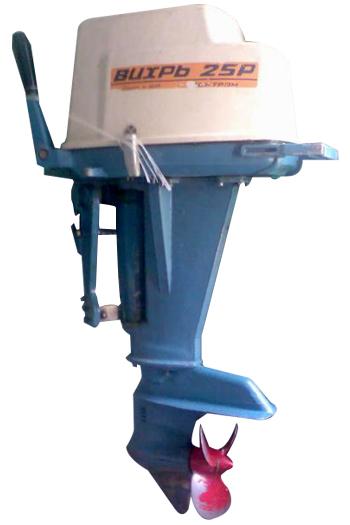 ремонт лодочных подвесных моторов вихрь