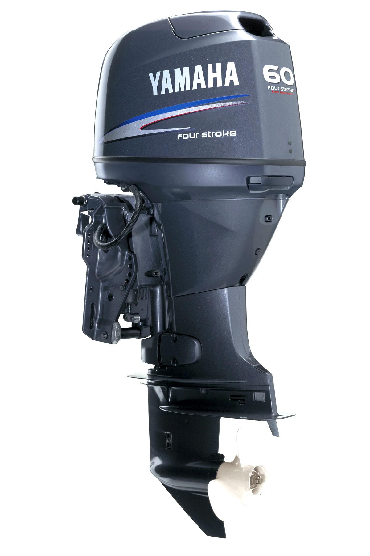 мотор лодочный yamaha f50 fetl