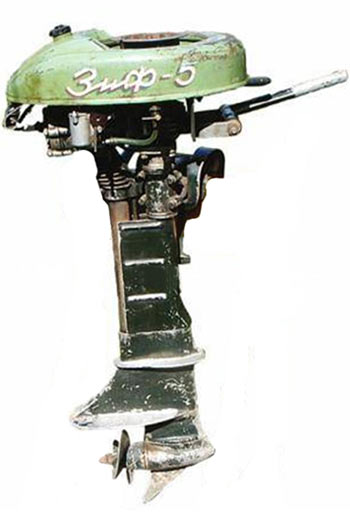 Зиф-5 лодочный мотор инструкция
