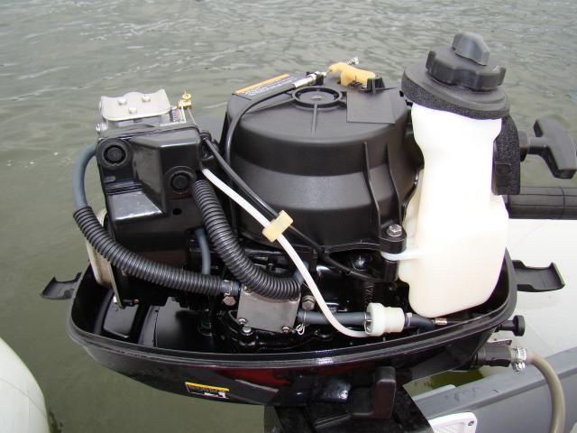 ремонт лодочного мотора hdx