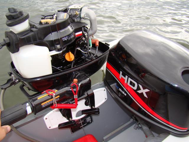 топливный бак к лодочному мотору hdx
