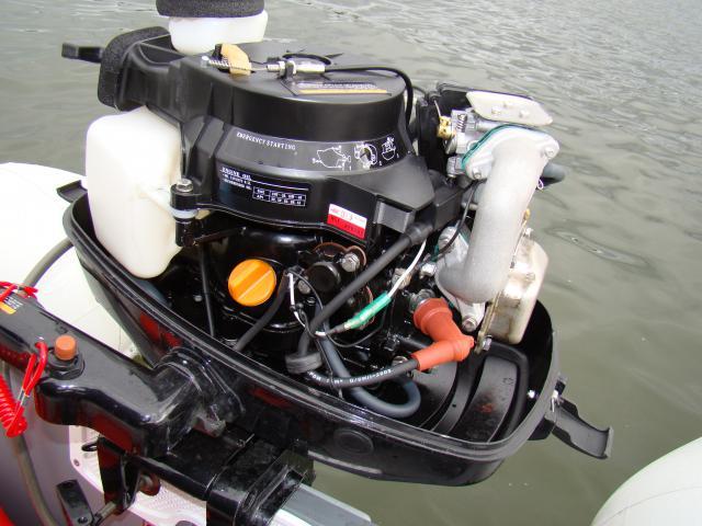 форсированные лодочные моторы видео