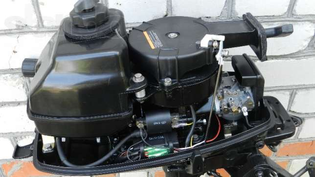 двигатель для лодочного мотора ндх