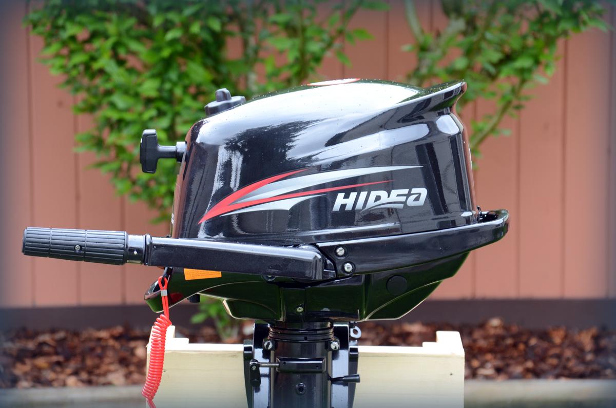 hidea лодочный мотор hdf 6hs