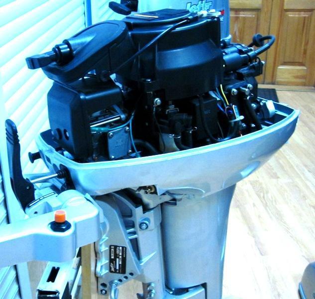 Лодочные моторы jet force t 3.5 bms