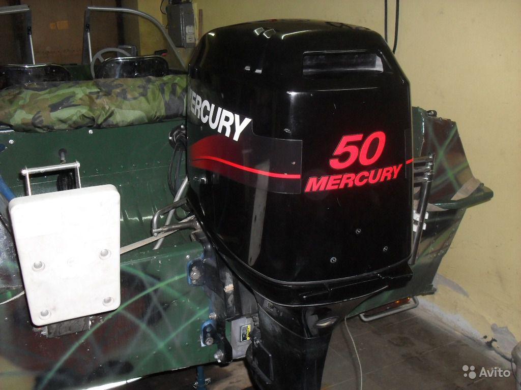 испытание лодочных моторов меркурий
