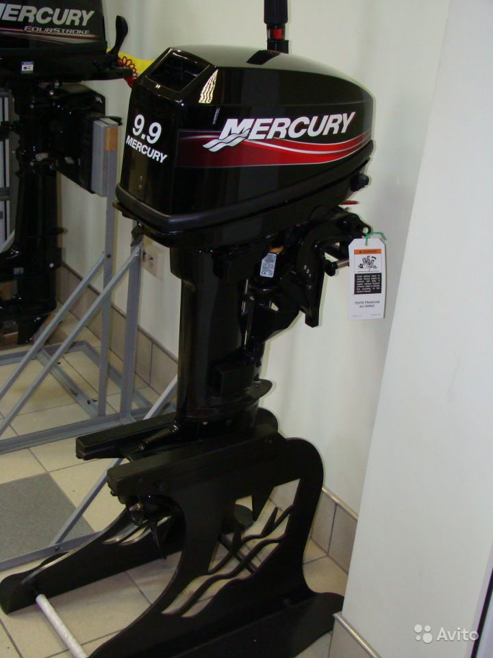 лодочный мотор mercury f 9.9 m купить в спб