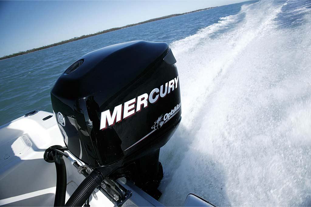 """Лодочные моторы """"Mercury"""""""