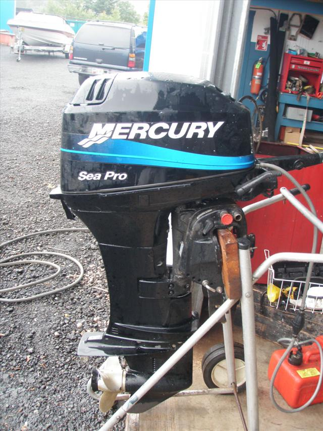 Лодочные моторы меркурий 25 сиа про
