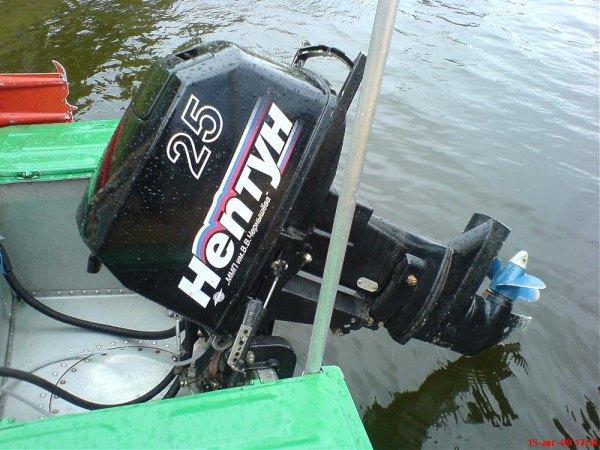 можно ли заводить лодочный мотор не на воде