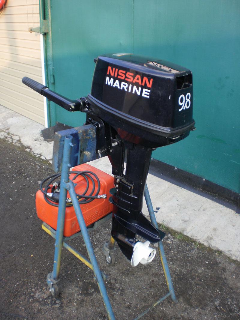 Инструкция лодочного мотора ниссан марин 9.8