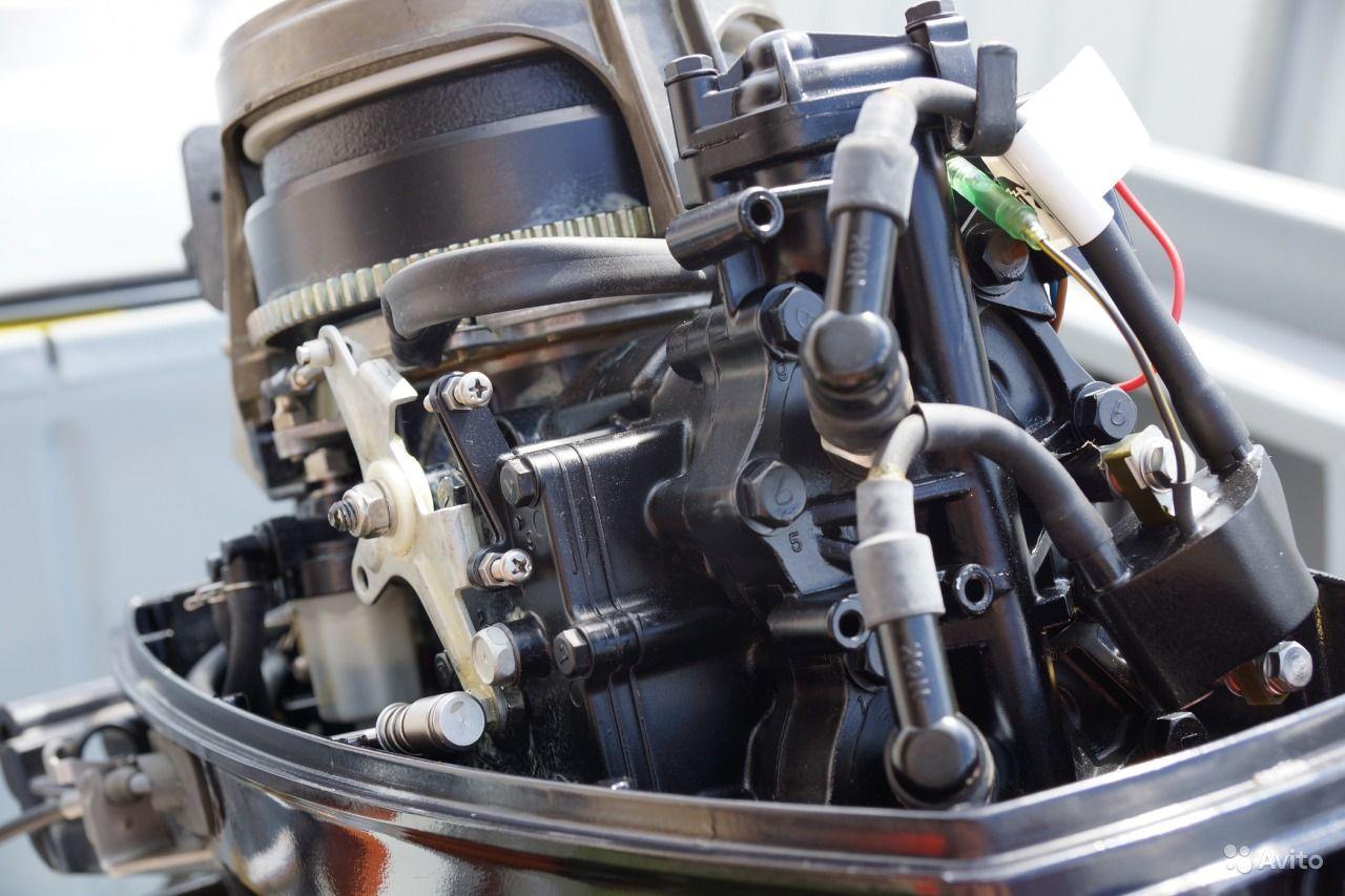 двухтактный лодочный мотор ниссан марине 9 8 инструкция