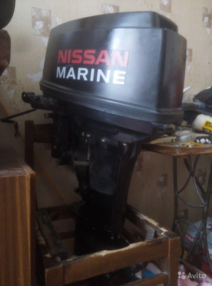 запчасти на nissan marine ns30a4