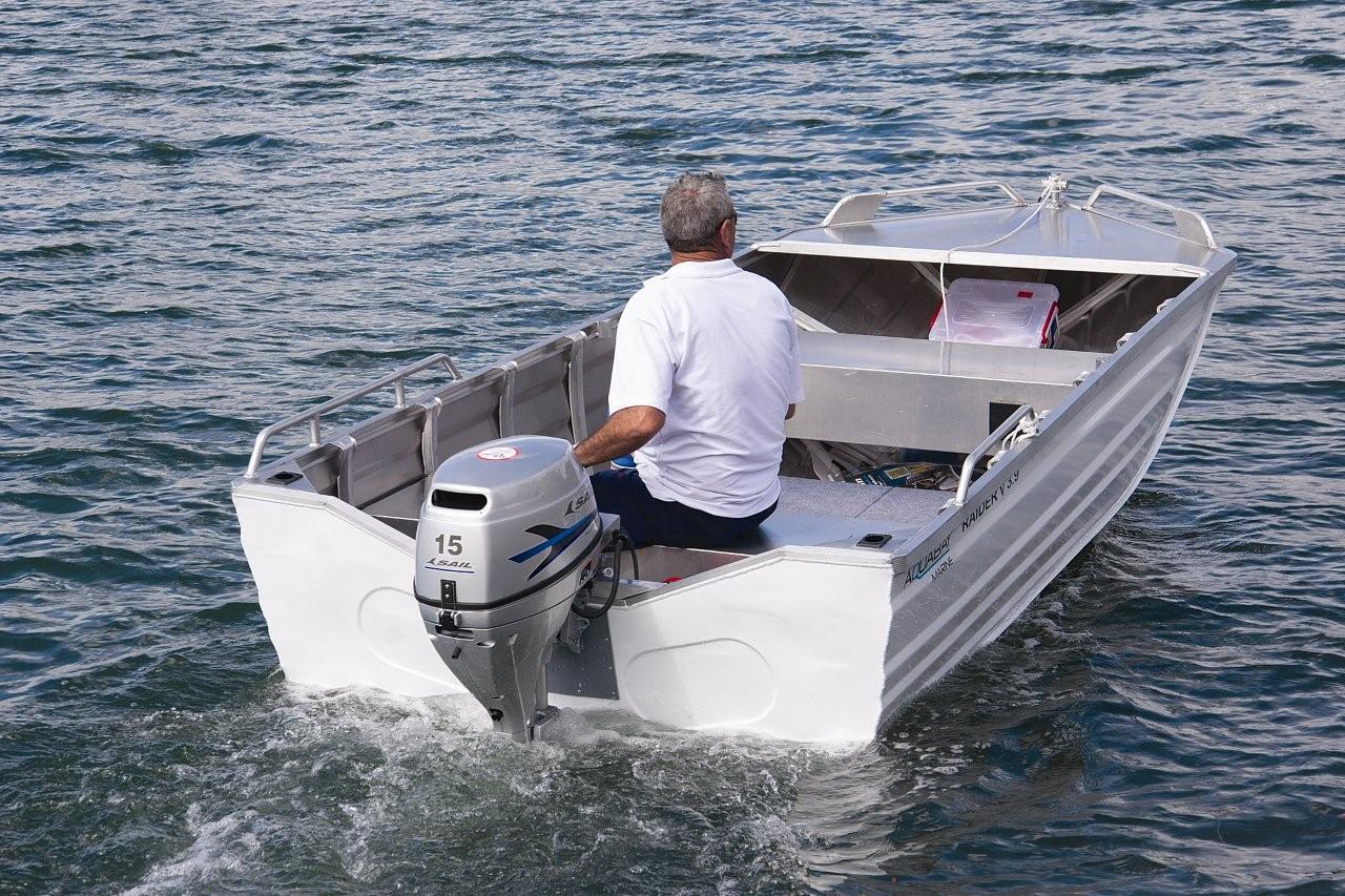 Лодочный мотор mercury f5 ml sailpower