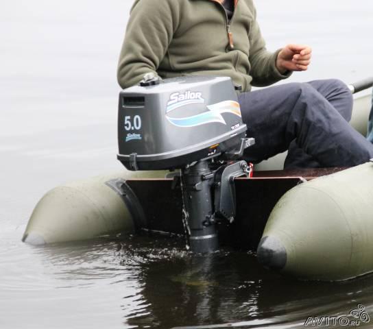 запчасти на лодочный мотор сейлор 5 л.с
