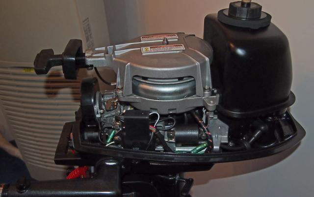 форсировка лодочных моторов