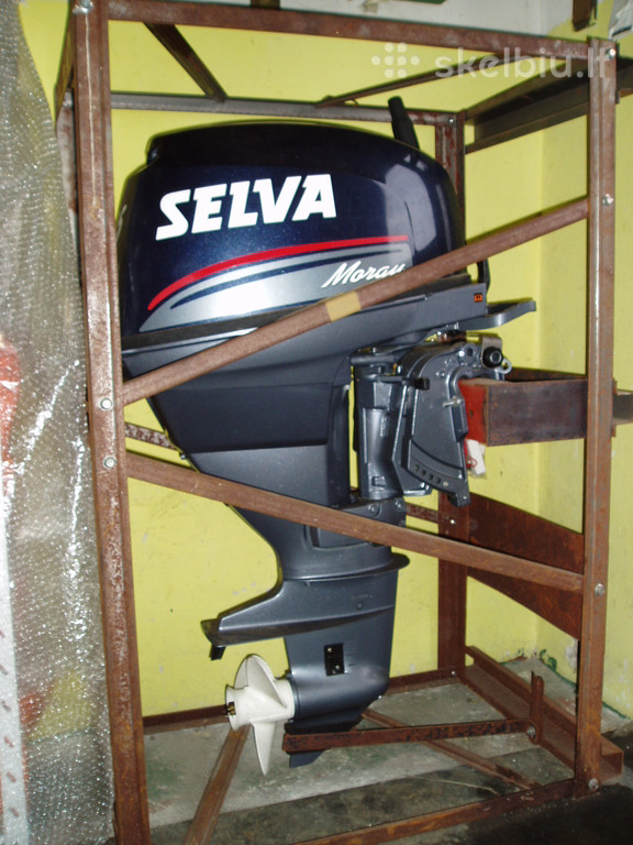 Лодочный мотор сельва кто производитель