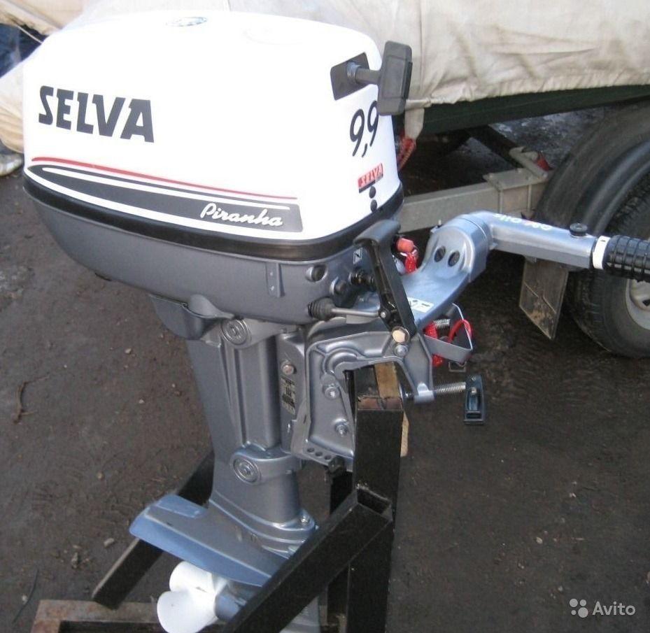 лодочные моторы сельва руководство