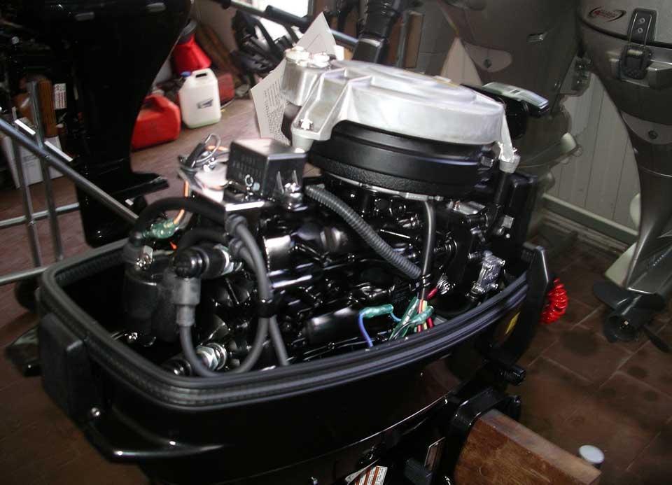 Лодочный Мотор Сузуки 15 инструкция