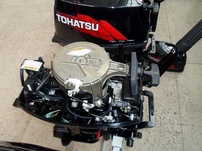 Лодочные моторы тохатсу инструкция