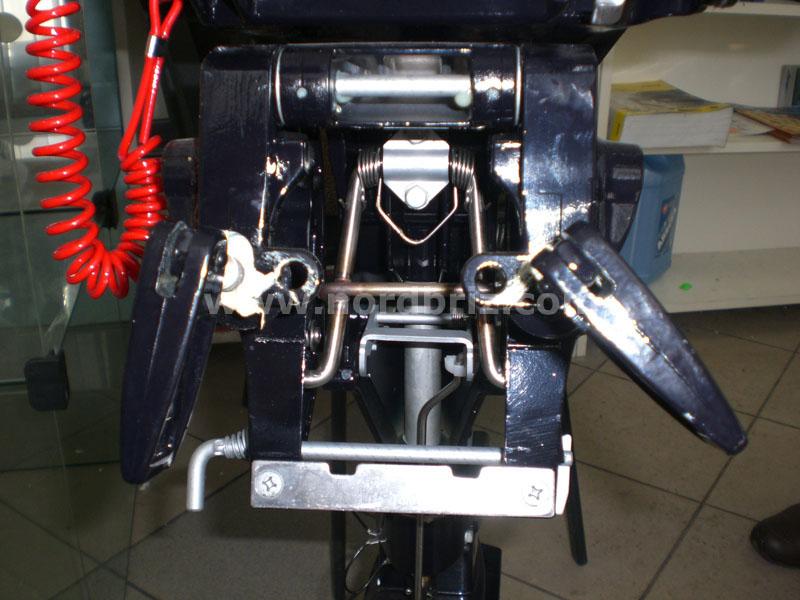 Ремонт лодочных моторов тохатсу своими руками
