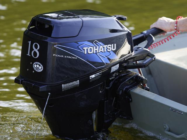 TOHATSU MFS 18