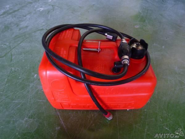 Бак топливный для лодочного мотора своими руками 70
