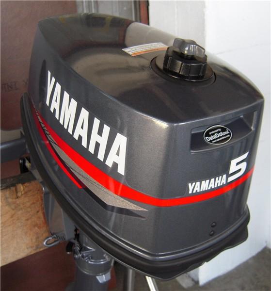 инструкция для лодочного мотора yamaha 5