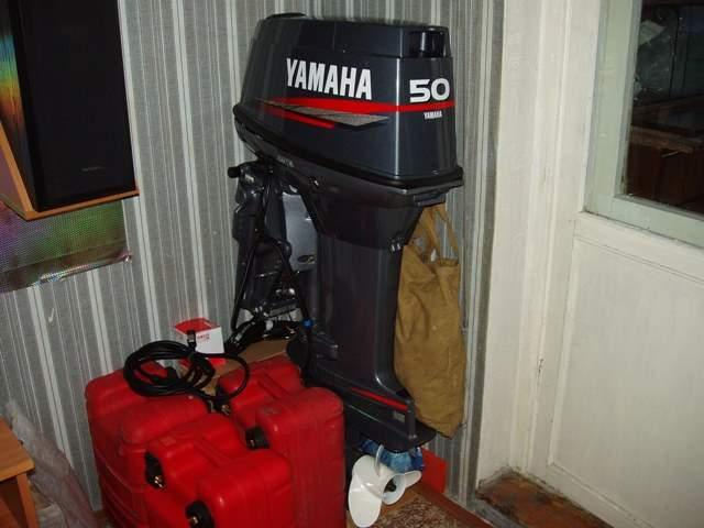 купить лодочный мотор yamaha 50 hetol