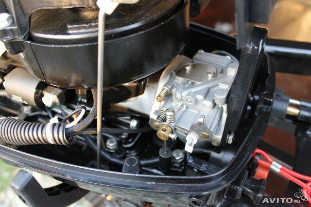 регулировка карбюратора на четырехтактных лодочных моторах