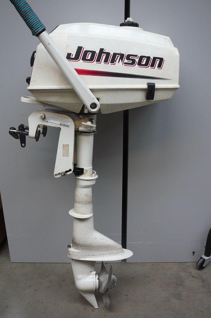 инструкция лодочный мотор johnson 3.5