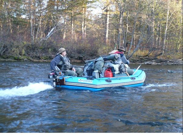 водомет для лодки кальмар