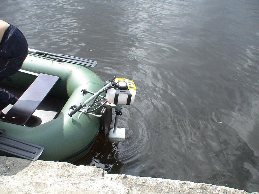 лодочные моторы сталкер