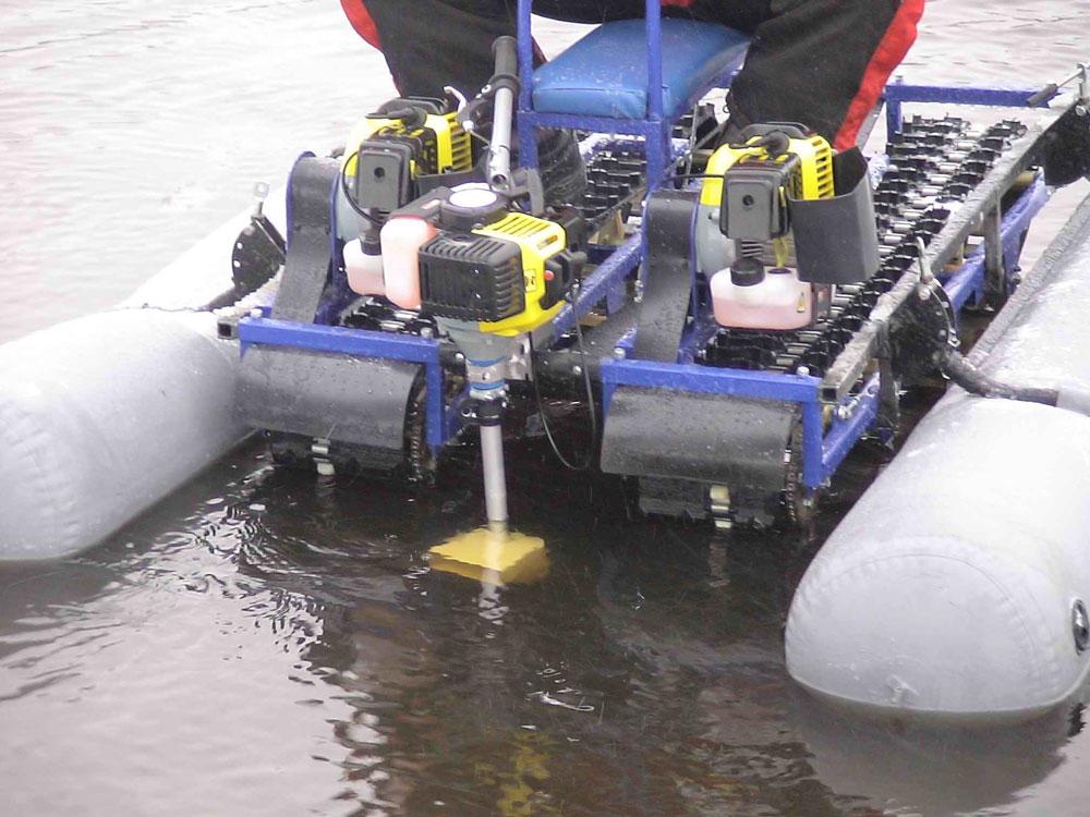 лодочные моторы способ перевозки