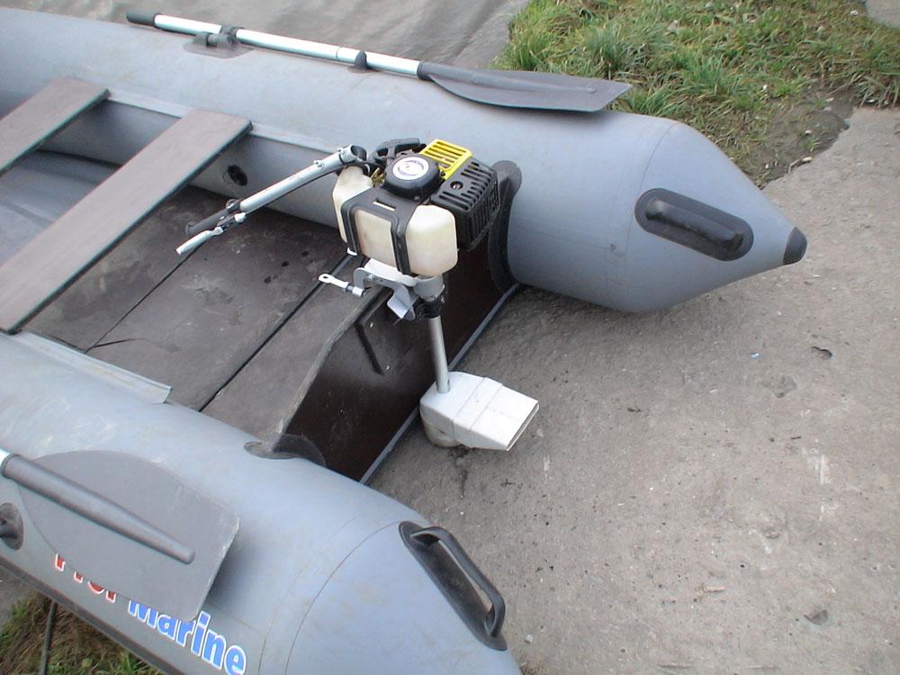купить недорогой водомет на лодку