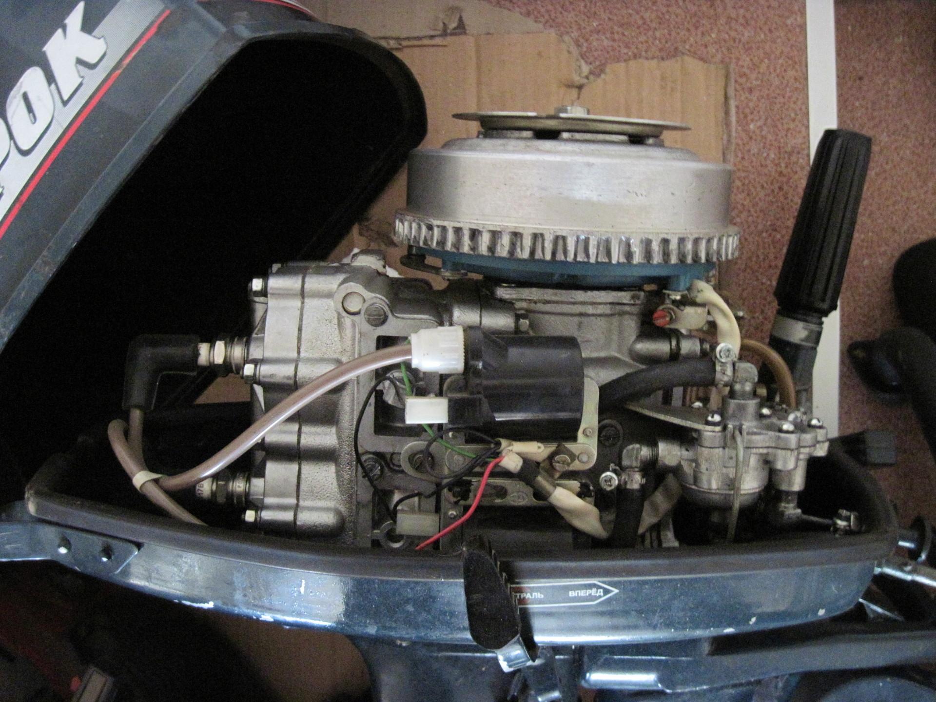 инструкция по эксплатации лодочного мотора hidea