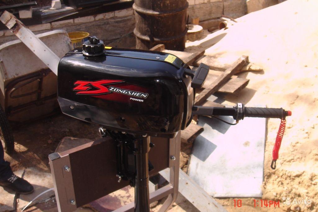 лодочный мотор сельва 4 л 4 тактный